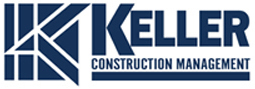 Keller Construction Management Logo